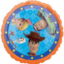 "Toy Story 4 Foil Balloon (18"") 1pc"